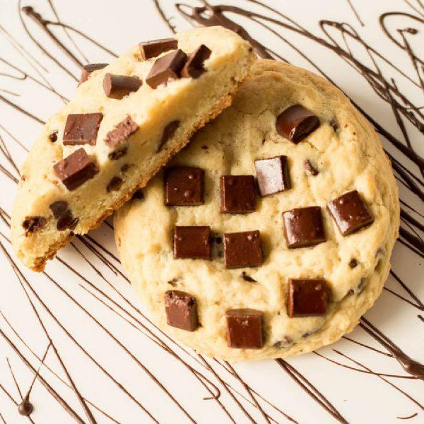 diesel monster chocolate chip cookies