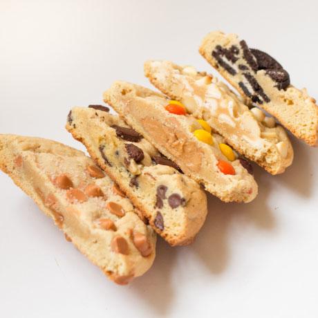 variety pack of gourmet cookies